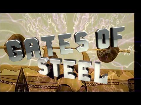 SURGICAL METH MACHINE - Gates of Steel (LYRIC VIDEO) - DEVO COVER