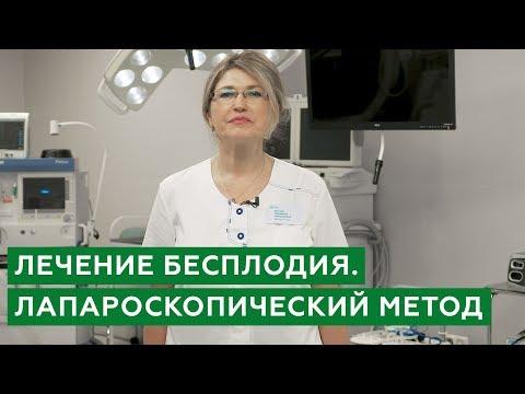 Лечение и диагностика бесплодия. Диагностическая лапароскопия при бесплодии