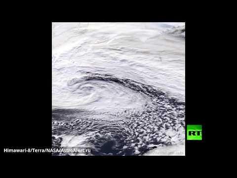 شاهد: نيزك قوته 10 أضعاف قنبلة هيروشيما ينفجر فوق شبه جزيرة روسية  - نشر قبل 13 دقيقة