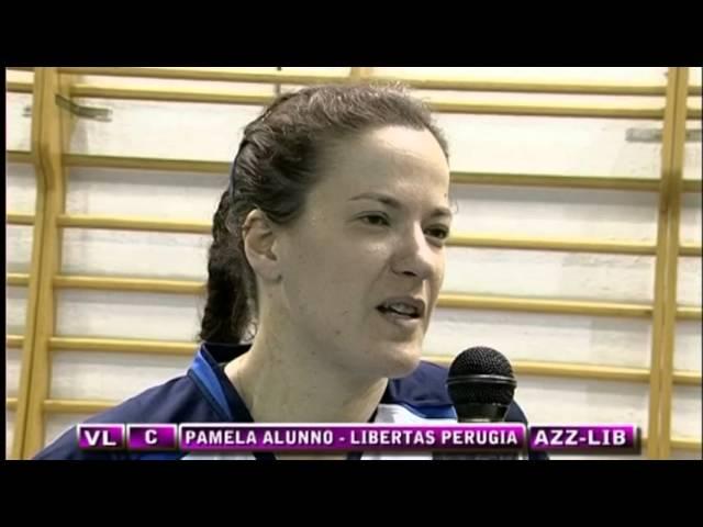 Interviste Azzurra Terni vs Libertas PG