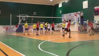 20 тур. Волейбол. ГТТ - Спорт альянс. 07.05.2019