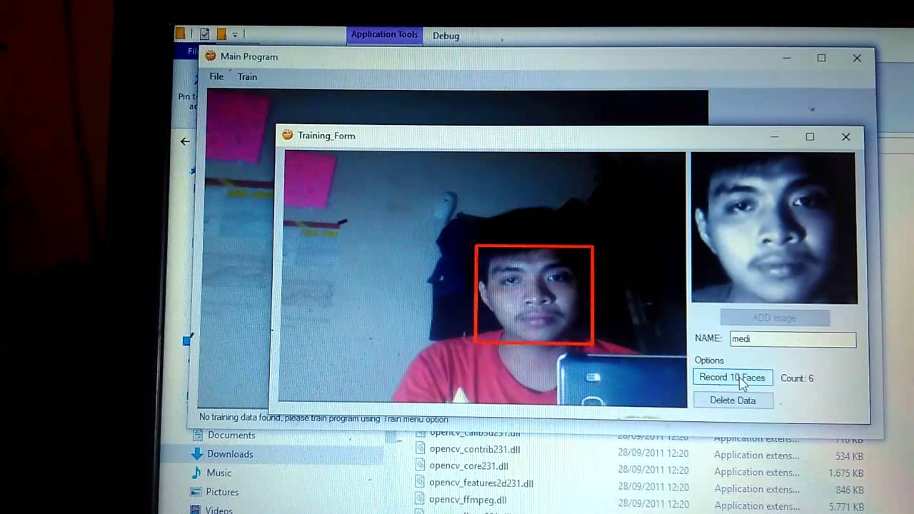 Face Recognition Using OpenCV | Elmech Technology
