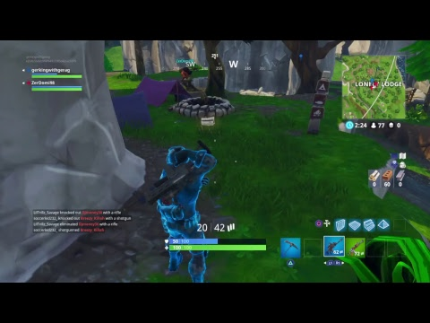 Fortnite trial and error