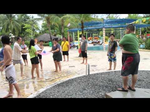 Water Game No.2 Yang Keng vs. Chee Seng