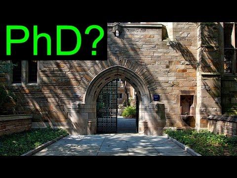 Should You Get a PhD