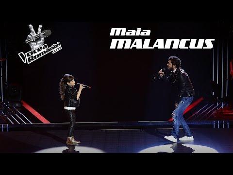 Maia Malancus & Marius Moga - Pe barba mea   Finala   VRJ 2017