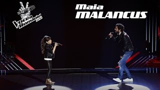 Maia Malancus &amp Marius Moga - Pe barba mea Finala VRJ 2017