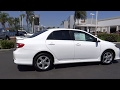 2011 Toyota Corolla used, Ontario, Corona, Riverside, Chino, Upland, Fontana, CA 2074679