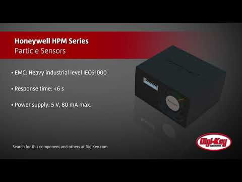 Honeywell HPM Series Particle Sensors | Digi-Key Daily