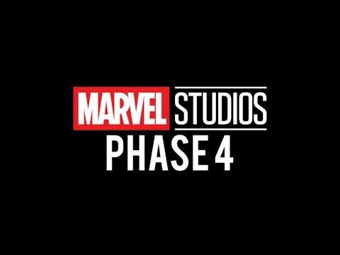 הסרטים הבאים של מארוול הוכרזו! | שלב 4 הולך להיות מטורף!