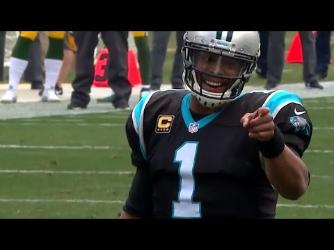 "[Highlight] Cam Newton- ""WATCH THIS!"""