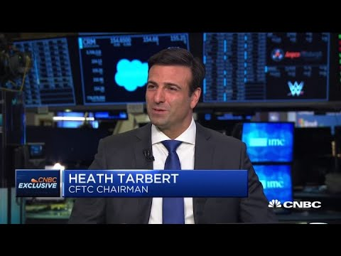 CFTC Chairman On NYSE Launch Of Bitcoin Futures Market On Exchange