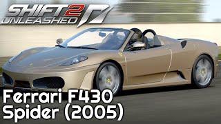Ferrari F430 Spider (2005) - C…
