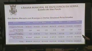 Prestação de Conta 1ª semestre 2016