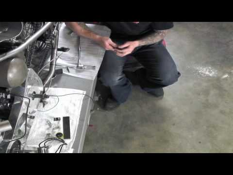 Building A Chopper Bobber Part 4 -- Wiring Tips - YouTube