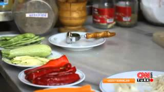 Sebzeli kalamar nasıl pişirilir?