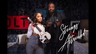 Saweetie performs Pissed & ICY GRL | STRINGS ATTACHED