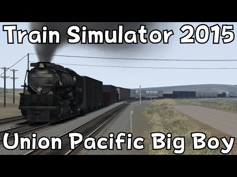 Train Simulator 2015: Union Pacific Big Boy on Sherman Hill