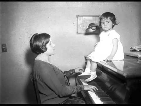 Guiomar Novaes plays Chopin Nocturnes Op.55 No.1 & 2