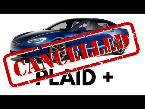 Tesla ModelS Plaid+ Cancelled?!? - 3 possible reasons why
