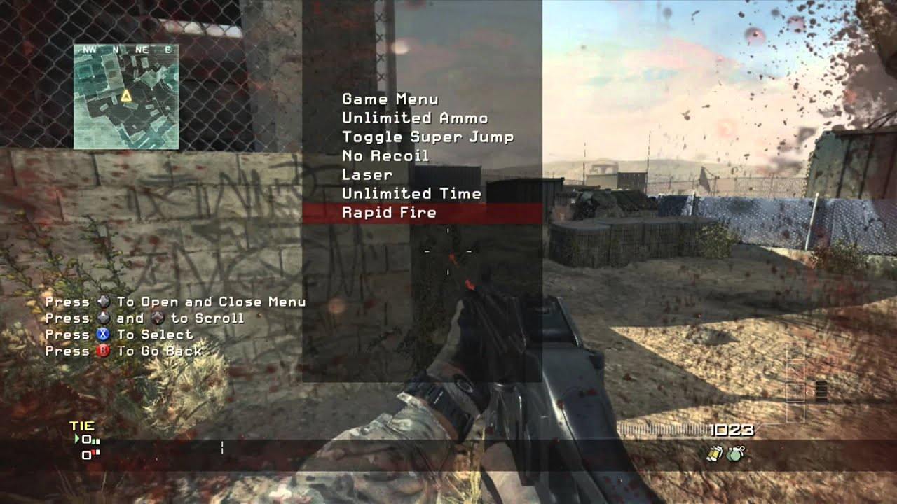 Mw3 IW5M All Client Mod Menu Release Jtag Online+Download ...