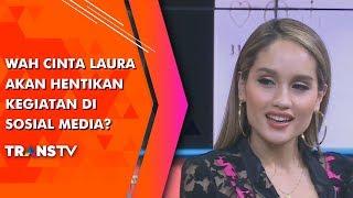 RUMPI - Wah Cinta Laura Akan Hentikan Kegiatan Di Sosial media? (17/7/19) Part 2