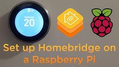 How To Setup Homebridge On A Raspberry Pi