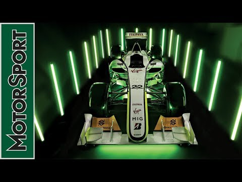 Video: behind the scenes of our Brawn GP photo shoot