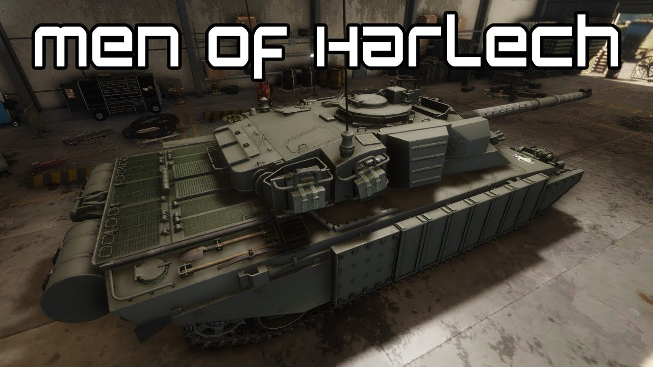 Men Of Harlech - Challenger 1 Armored Warfare Gameplay ...