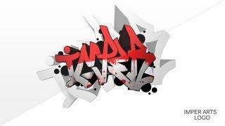 Imper Arts - Imper Graffiti Logo