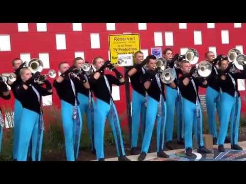 Carolina Crown brass ensemble,