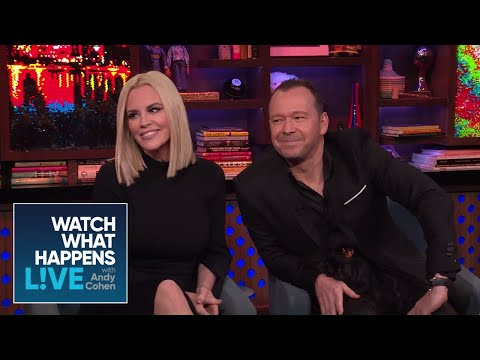 Andy Cohen, Jenny McCarthy And Donnie Wahlberg Spin The Bottle!  WWHL