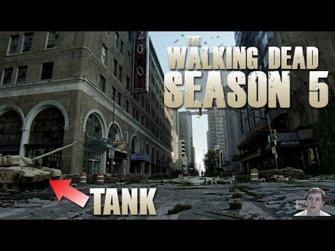 Видео Ходячие мертвецы 4 сезон фильм смотреть онлайн