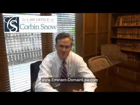 San Antonio Eminent Domain Lawyer   What is Eminent Domain