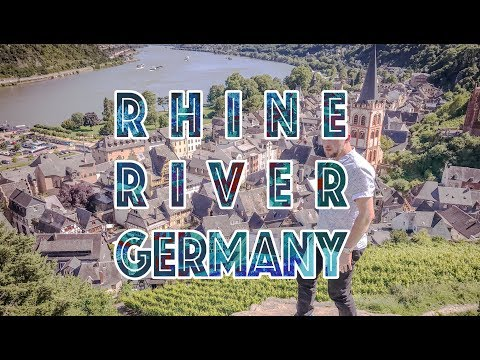 Rhine River Valley in Germany Travel Video + Drone