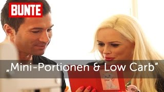 Daniela Katzenberger -Mini-Portionen & Low Carb: Im Diät-Wahn?  - BUNTE TV