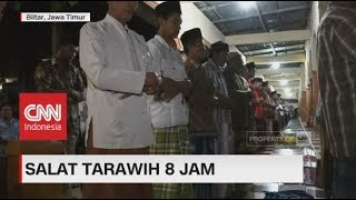 [1.18 MB] Salat Tarawih Super Lama: 8 Jam, 23 Rakaat!