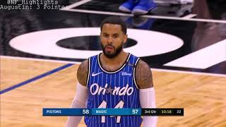 D.J. Augustin   16 PTS 7 AST: All Possessions (11/07/18)