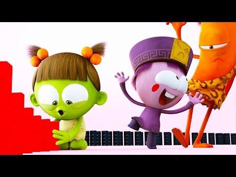 Spookiz Cookie | Love Of Dominoes | NEW EPISODE | 스푸키즈 | Funny Cartoon | Kids Cartoons