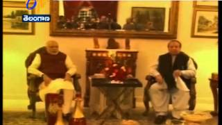 PM Narendra Modi Touches Nawaz Sharif's Mother's Feet, Makes Surprise Visit To Pakistan