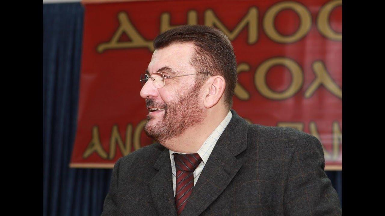 Llorar Haz un experimento Mutuo  118. 12-11-2012 Νίκος Χειλαδάκης.