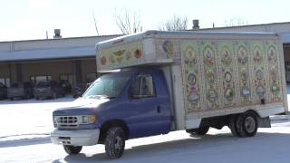 Art on wheels: Celebrating the creativity of Pakistani trucks