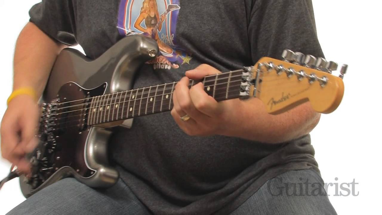 Fender Blacktop Strat Hh Demo Youtube