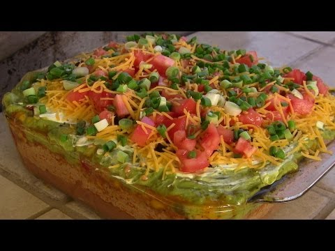 7 Layer Dip and Some Other Stuff