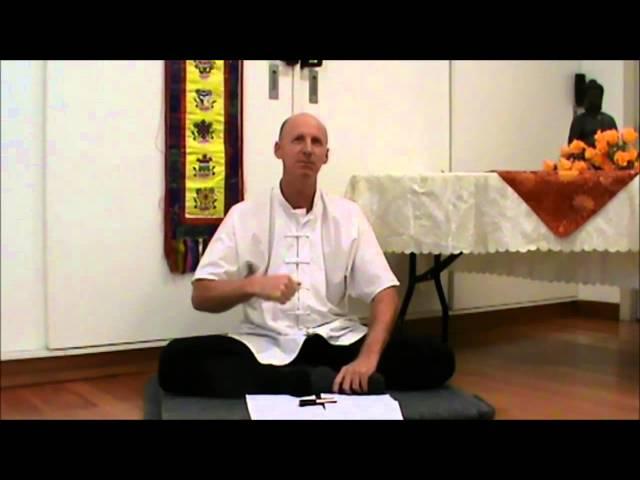 Guided Meditation Class 20 - Stephen Procter