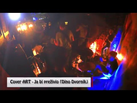 Cover ART - Ja bi preživio ( Dino Dvornik )