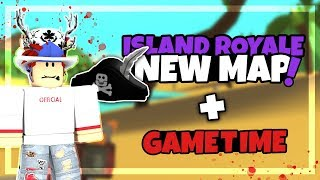 🔴 ISLAND ROYALE - NEUE MAP + GAME TIME | 6K-ABONNENTEN | ROBLOX LIVE 🔴