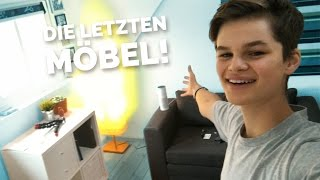 Video ENDLICH IST DAS ZIMMER FERTIG! | Oskar download MP3, 3GP, MP4, WEBM, AVI, FLV November 2017