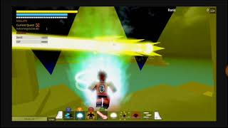 Roblox dragon ball z final stand level 435 and Treasure quest