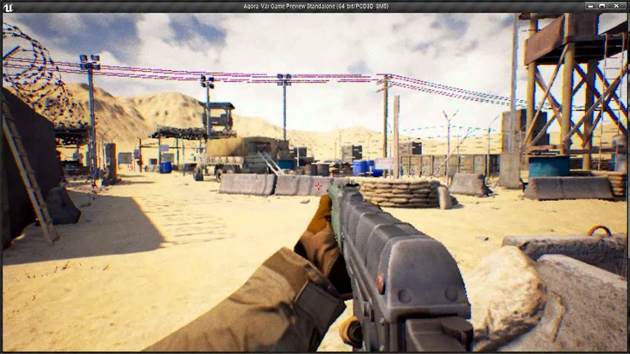 Unreal Engine 4 Fps Project